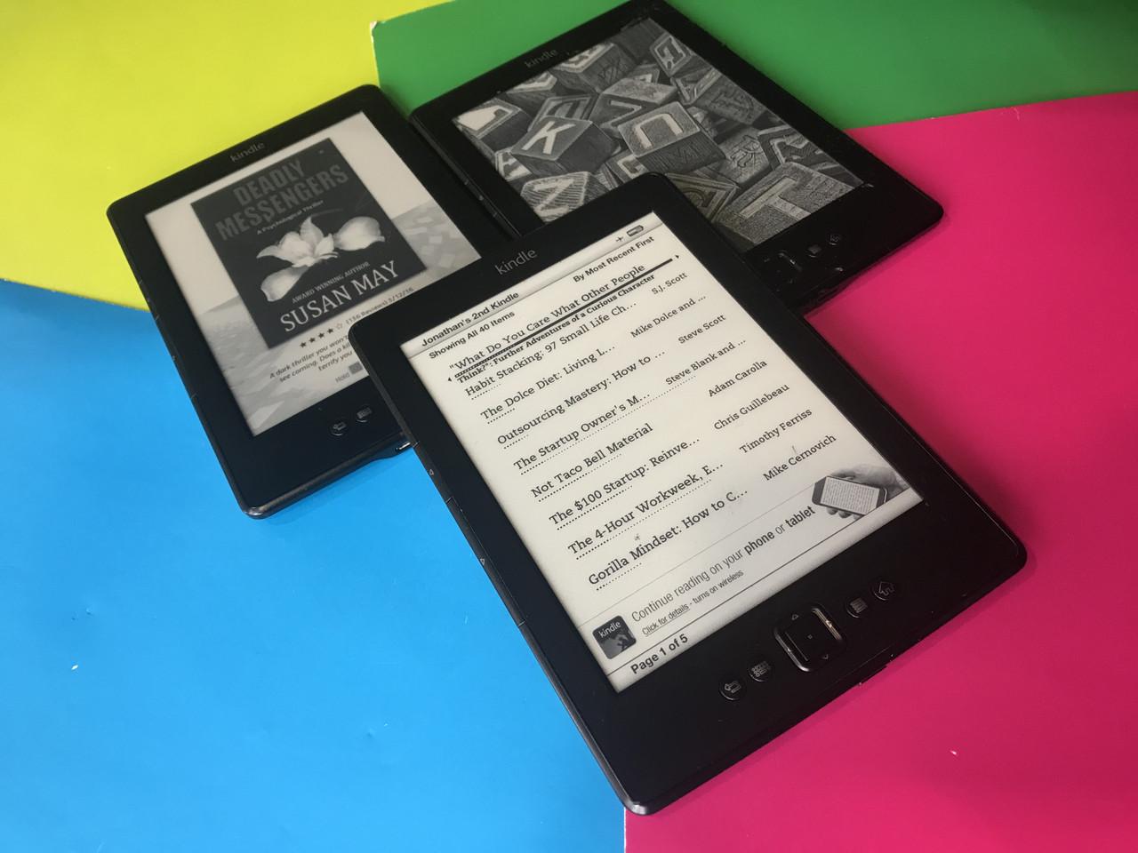 Amazon Kindle 5 gen D01100 non touch (пиксель/царапинки) - Refurbished - Качество, проверенное временем в Чернигове