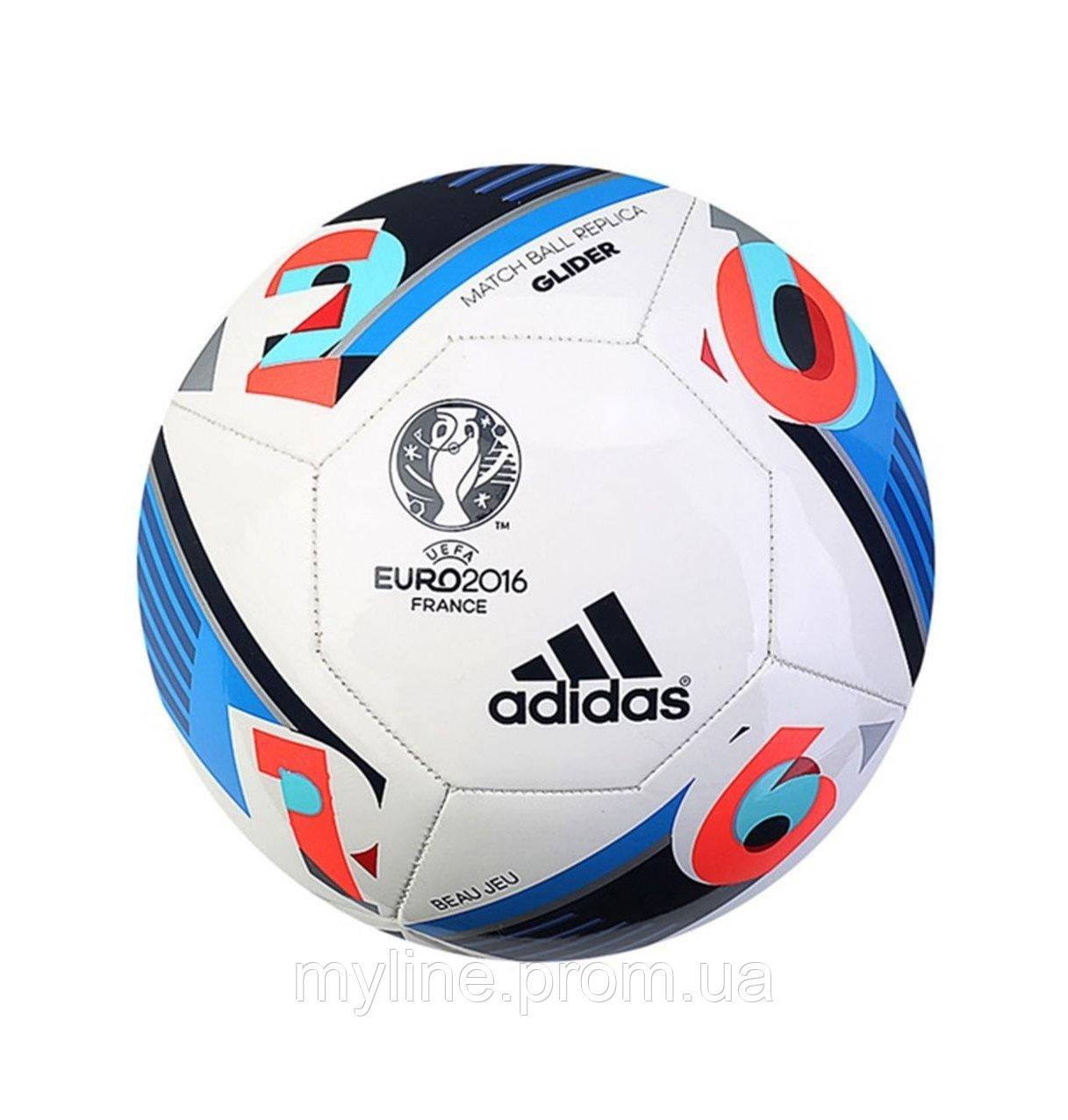 Футбольный мяч Adidas EURO16 GLIDER (ОРИГИНАЛ) 88a562cf10d99