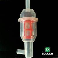 Фильтр топливный Z-307 дизельный угол Zollex