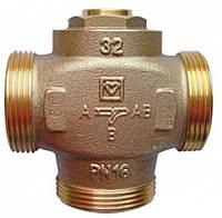 Трехходовой термоклапан для повышения обратной линии HERZ Тeplomix 32