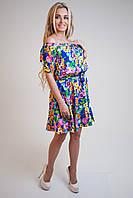 Летние платья молодежные Украина оптом