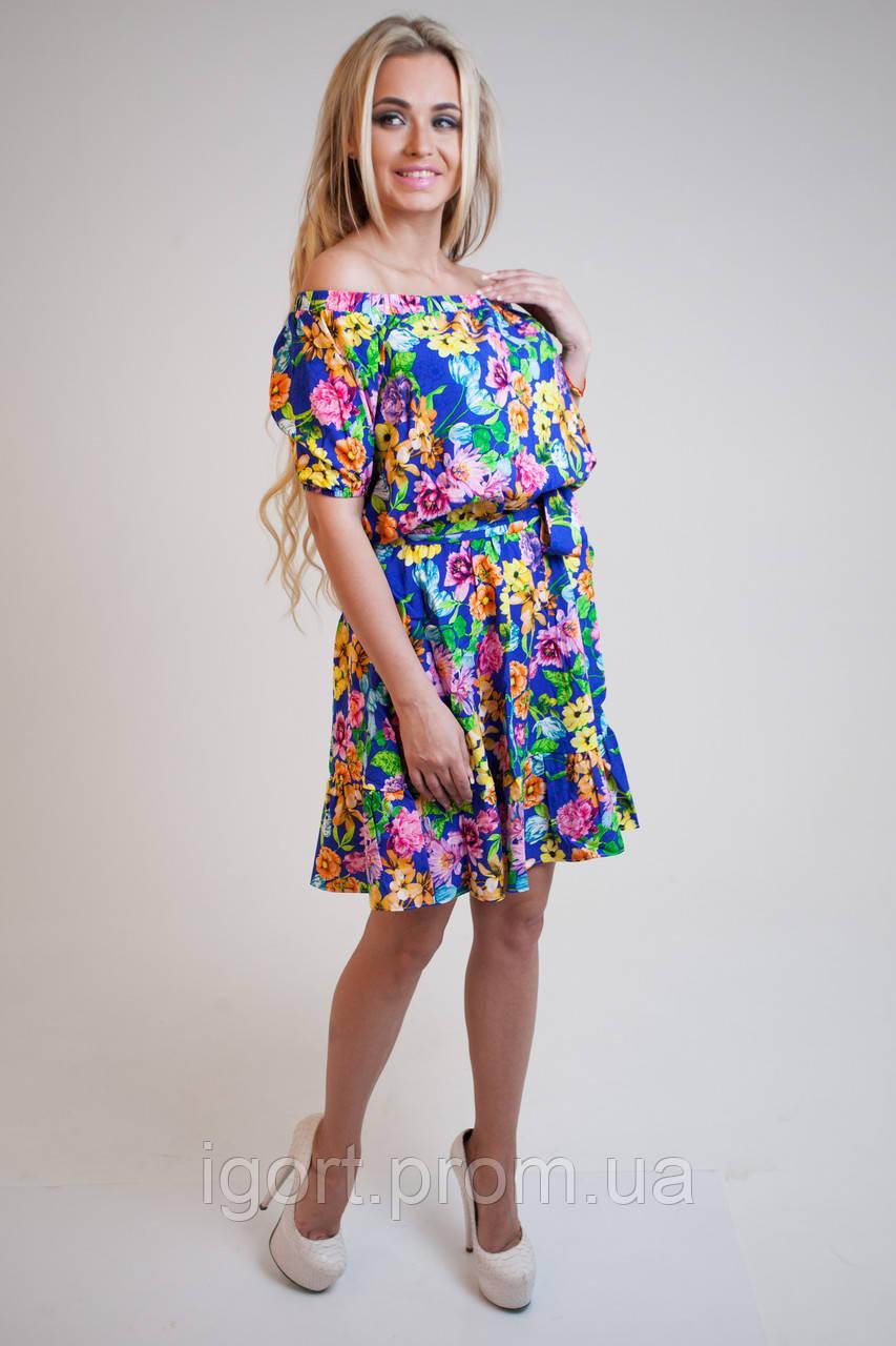 Молодежные летние платья украина
