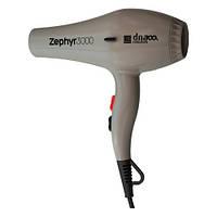 Фен професійний для волосся DNA Zephyr 3000 Grey (8303GY)