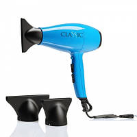 Профессиональный фен для волос GA.MA (ГАМА) CLASSIC Blue (A11.CLASSIC.BL)