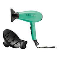 Профессиональный фен для волос GA.MA (ГАМА) CLASSIC Green (A11.CLASSIC.VA)