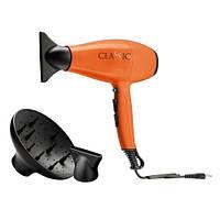 Профессиональный фен для волос GA.MA (ГАМА) CLASSIC Orange (A11.CLASSIC.AR)