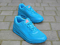 Женские кроссовки Nike (голубой)
