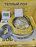 4.5 m2 Теплі підлоги під плитку Fenix In-therm 720W тонкий нагрівальний кабель, фото 4
