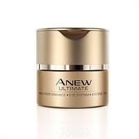 91190,Avon Cosmetics.Система для кожи вокруг глаз «Омоложение.Мульти-уход»:крем и бальзам,15мл+2,5г.Avon,91190
