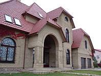 Дома из кирпича