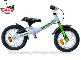 Беговел Кондор - Condor Full Бело-зеленый