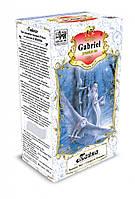 Черный чай Gabriel в картонной пачке «Тайна» - Клюква 100 г.