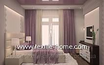 Однотонные шторы в пастельных тонах
