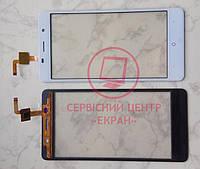 Leagoo M5 тачскрін сенсор білий оригінальний