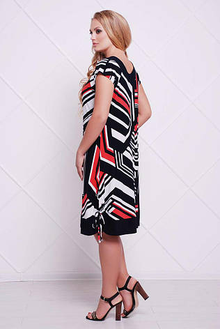 dbedc16254a1692 Платье из масла больших размеров Лора темно-синее: 560 грн. Купить в ...