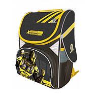 Рюкзак школьный каркасный (ранец) для мальчика Class Fast Racing 9715 Чехия, фото 1