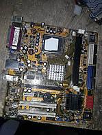 Мат. плата ASUS P5RD2-VM (RTL) LGA775 < ATI XPRESS 200 > PCI-E +SVGA+GbLAN SATA RAID MicroATX 2DDR2