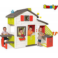 Дом с кухней Smoby 810200