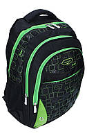 Рюкзак школьный ортопедический подростковый 840D PL. 9787, SAFARI