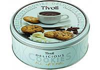 Печенье в жестяной банке Tivoli Европейское 150г