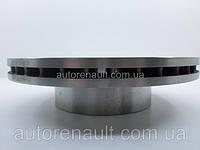Диск тормозной передний на Рено Мастер II - RENAULT (оригинал) 7700314064