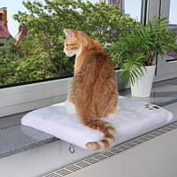 4328 Trixie Лежак для кошки на подоконник, 51х36 см