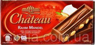 Молочный шоколад Chateau Rahm Mandel 0.200 грамм