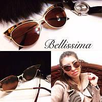 Женские стильные солнцезащитные очки q-716003