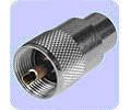 Кабельный разъем для RG8 Lemm RA02  PL-259 / UHF
