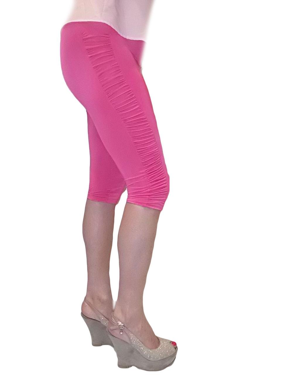 """Капри микромасло """"Glamour"""" №306  сочный розовый"""