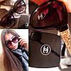 Красивые и стильные женские солнцезащитные очки f-716038