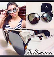 Стильные молодежные женские солнцезащитные очки с заостренными углами a-716060