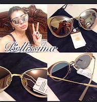 Женские стильные солнцезащитные очки в разных линзах x-716069