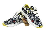 Кроссовки для девочек, легкие и стильные 30-35 размер