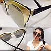 Стильные женские солнцезащитные очки в двух расцветках w-716101