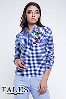 Блузка с вышивкой Lira