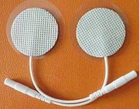 Электроды круглые под штекер