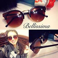 Женские круглые солнцезащитные очки k-716018