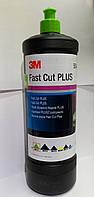 Абразивная полировальная паста 3M Fast Cut PLUS, 50417, 1 кг