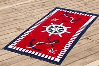 Пляжное полотенце 75x150 Lotus HARD A-PORT