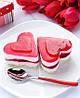 """Форма для десертов,пирожных,теста """"Сердце"""" из 3 шт., фото 4"""