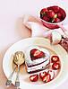 """Форма для десертов,пирожных,теста """"Сердце"""" из 3 шт., фото 5"""