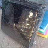 Конверт для диска на 2CD Пластик черные