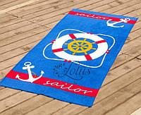 Пляжное полотенце 75x150 Lotus  LIFEBUOY