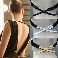 Удлинители бретель на бюстгальтере (на лифе) Low back bra strap