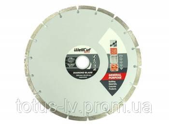 Алмазный круг Wellcut Promo
