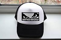 Кепка с сеточкой BadBoy logo (много цветов)