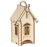 Деревянный набор для творчества «Чайный домик» АТ -143
