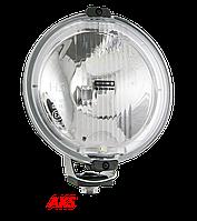 Фара дальнего света Ø 183 мм Wesem HOS2.38800 галогенная с габаритом  LED RING 12V