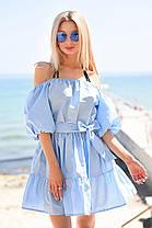 Платье крестьянка пояс 20/4048, фото 3